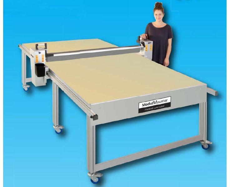 Tavolo per laminazione modulmounter 165x300 cm luminoso - Tavolo luminoso per bambini prezzi ...